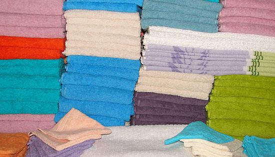 des serviettes de qualités